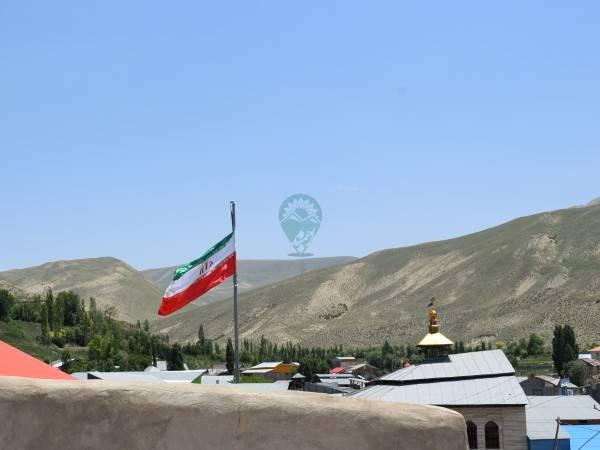 روستای لزور در فیروزکوه
